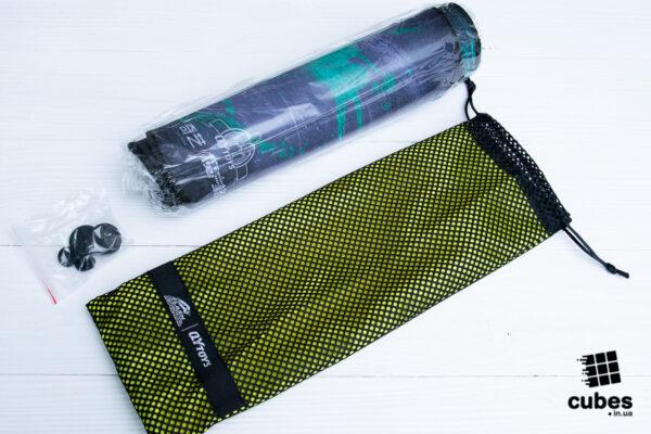 Коврик для спидкубинга QiYi Flying Cup Mat зеленый