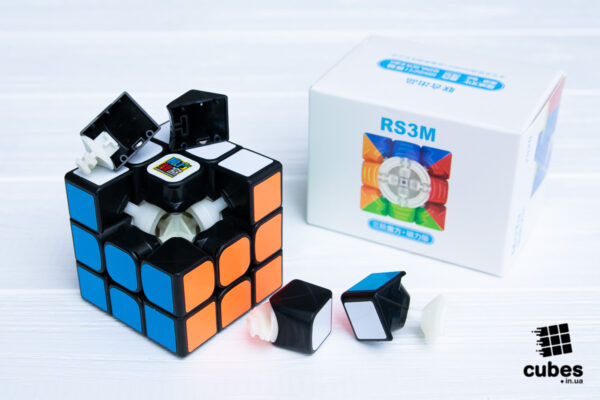 MoYu RS3 M 2020 (magnetic) black