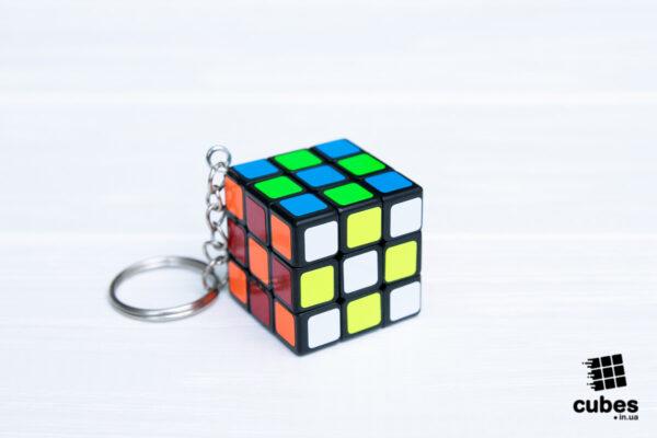 Кубик Рубика 3х3 (брелок 35 мм)
