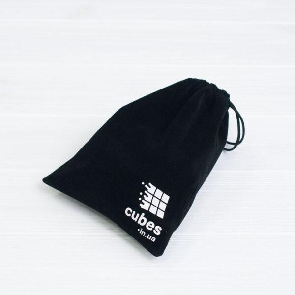 Черная сумка для головоломок Cubes.in.ua.
