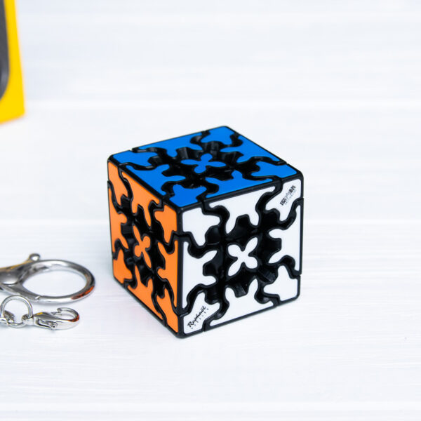 Брелок QiYi Gear Key Chain 3x3 (35мм)