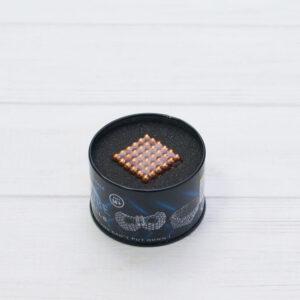 Оранжевый НеоКуб (5 мм.)