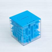 Лабиринт (игрушка-копилка) синий
