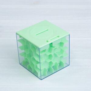Лабиринт (игрушка-копилка) салатовый