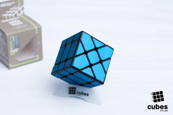 Ice Brushed Fisher куб (синий)