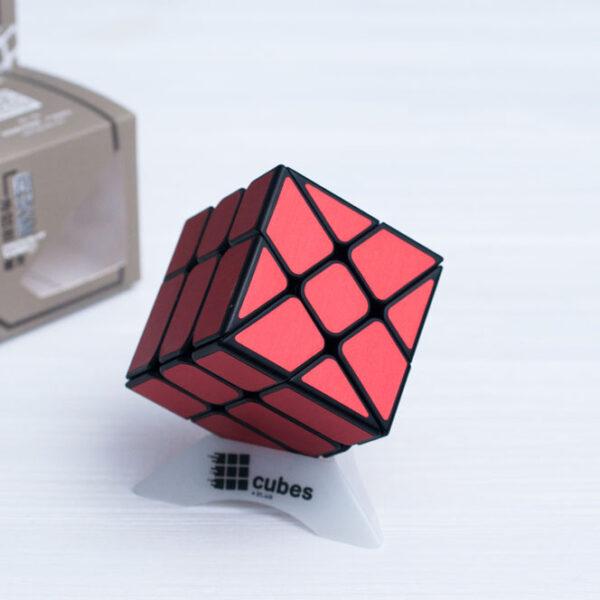 Ice Brushed Windmill куб (красный)