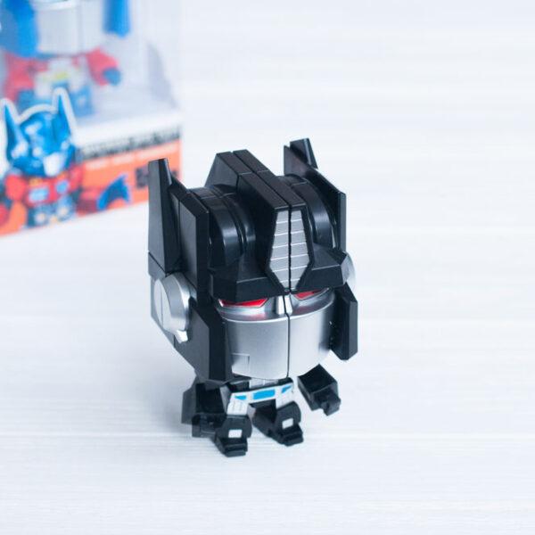 Робот-головоломка куб 2х2 (black)