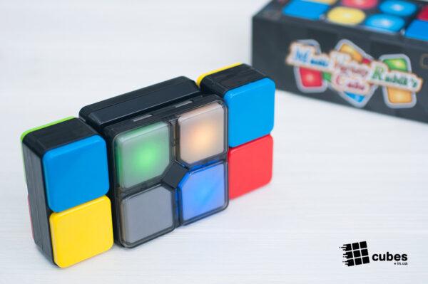 Развивающий электронный кубик (6+)