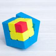 Unicorn 3x3 куб (единорог)