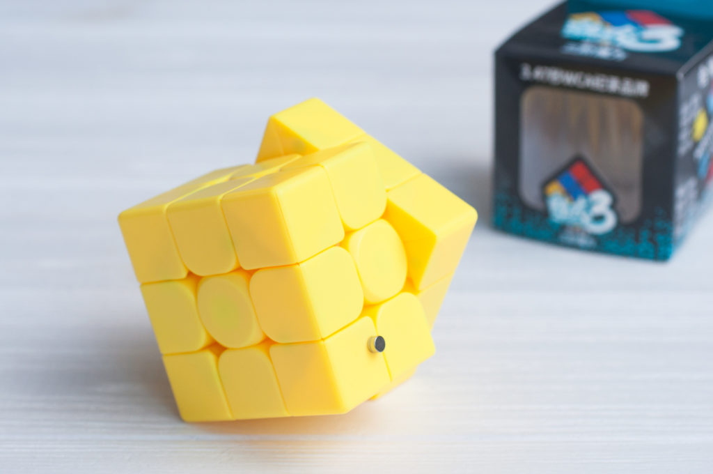 Meilong 3x3 M желтый