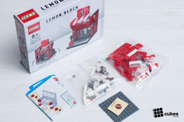 Мини-конструктор «KFC»