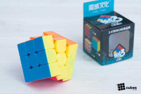 Кубик Meilong 3x3 без наклеек