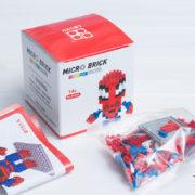 Микро-конструктор «Человек паук»