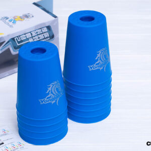 Стаканчики для капстекинга (синие)