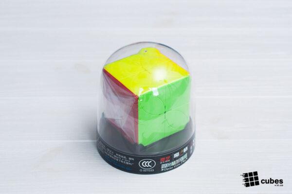 QiYi Clover Cube plus без наклеек