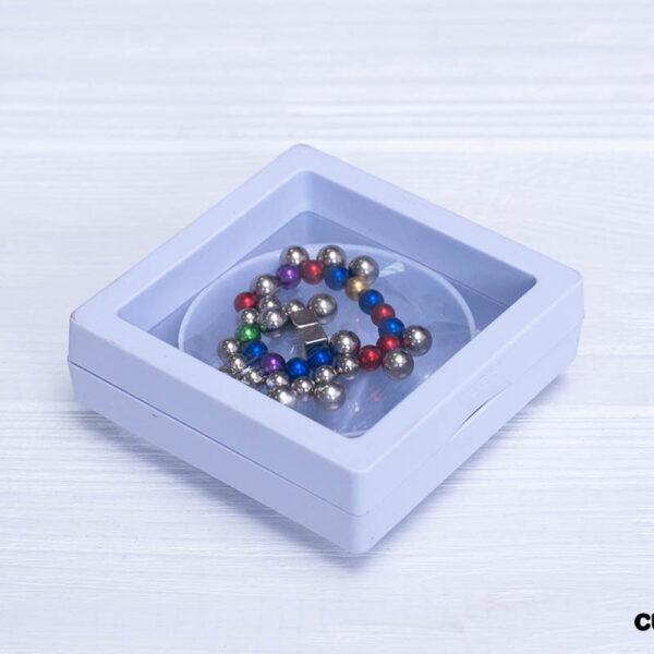 НеоКуб разноцветный 5мм (38 элементов)