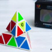 Пирамидка X-man Bell (белый пластик)