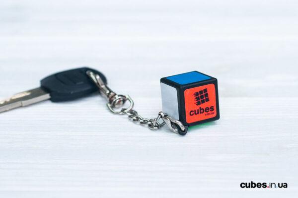Кубик 1x1x1 (брелок)