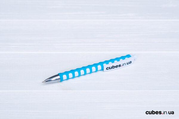 Ручка «Cubes» (голубая)