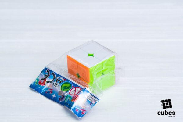 Мини кубик 2х2 (брелок)
