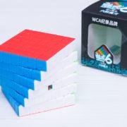 Кубик Meilong 6x6 без наклеек