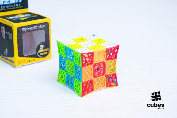 QiYi DNA (ДНК) кубик 3х3 (вогнутый)