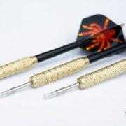 Дротики «Flame spider» (металл+пластик)