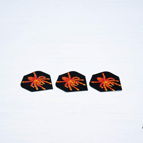 Оперение для дротика Flame spider