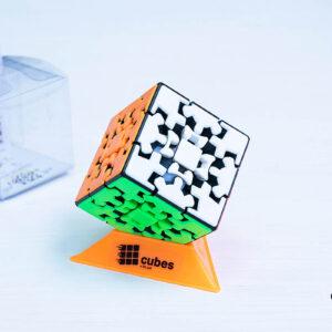 Gear cube 3x3 без наклеек
