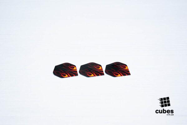 Оперение для дротика Hell fire