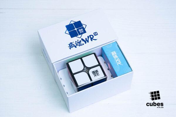 MoYu WeiPo WR M 2x2