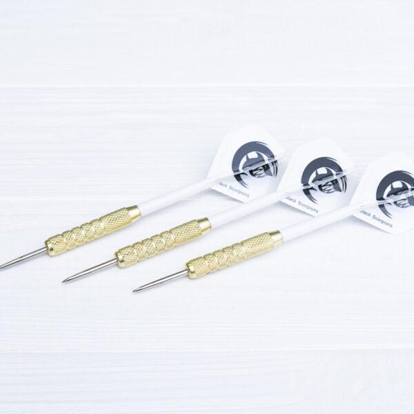 Дротики для дартс «White Shark» (металл+пластик) 3 шт.