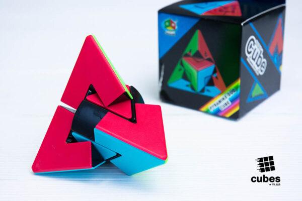 Fanxin Pyraminx Duo