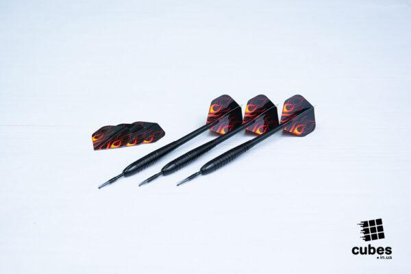 Продвинутые дротики «Hell fire»