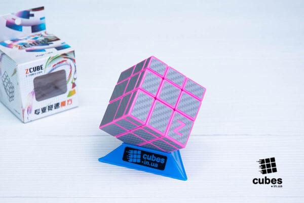 Z-cube Mirrior карбон (розовый)