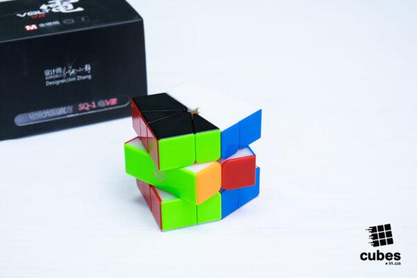 SQ-1 (скваер) Volt v2 M + черный (full magnetic)