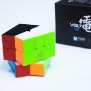 SQ-1 (скваер) Volt v2 M + черный (half magnetic)