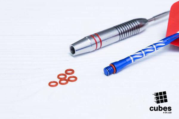Уплотнительные кольца для дротиков 6 шт.