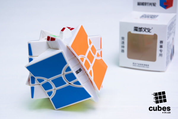 MoYu Fisher Time Wheel (белый пластик)