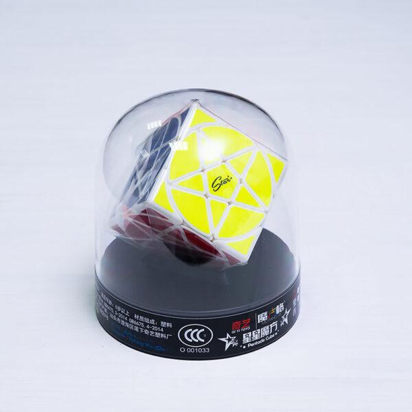 QiYi Pentacle Cube (белый пластик)