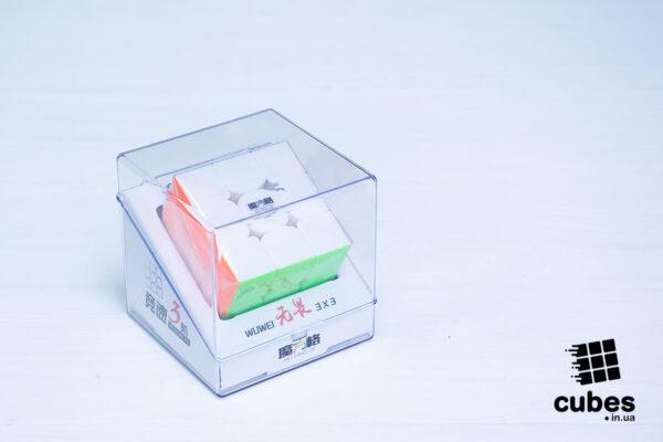 Qiyi Wuwei 3x3 M без наклеек