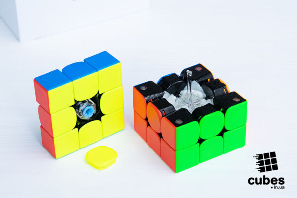 Кубик GAN 356 X Numerical v2.0