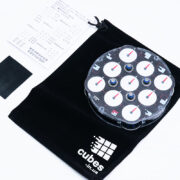 Часы Рубика Magnetic by «Cubes»