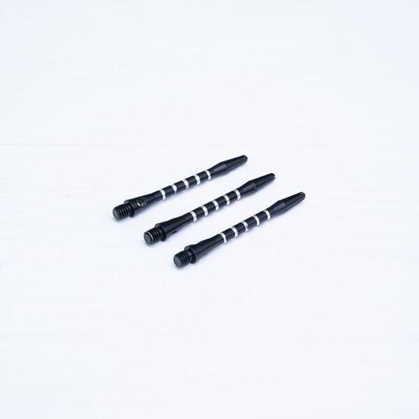 Хвостовик из алюминия (черный, 3 шт.)