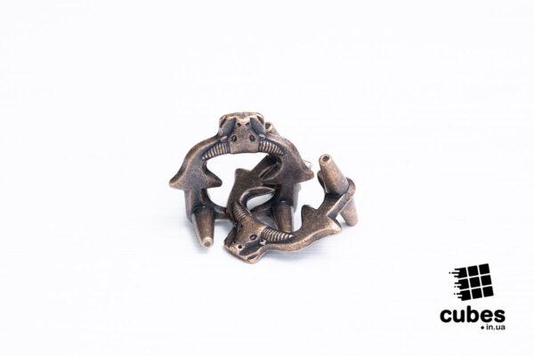 Металлическая головоломка «Antlers»