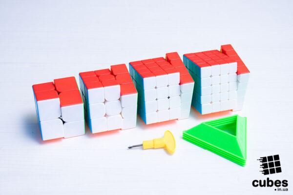 Набор кубиков Meilong 2x2-5x5 (MoYu)