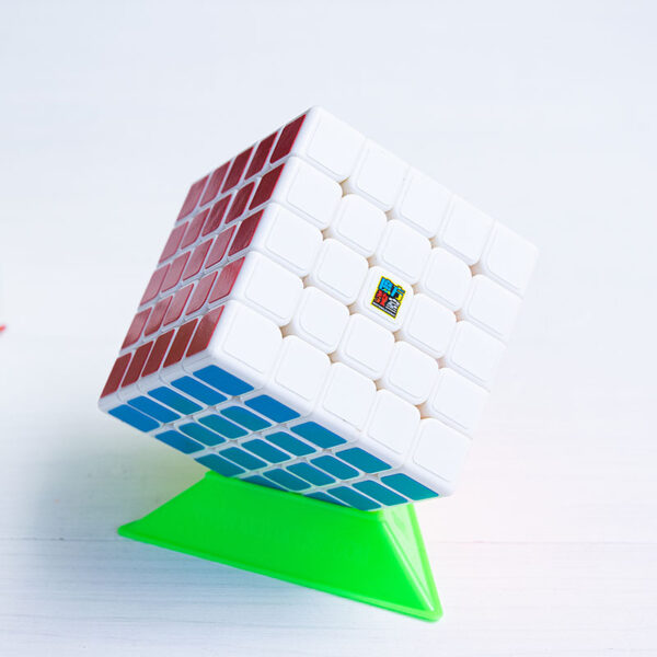 Кубик 5x5 MF5S (белый пластик)
