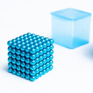 НеоКуб голубой (5 мм.) 216 шариков