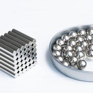 Магнитный конструктор (27 шариков и 36 палочек)