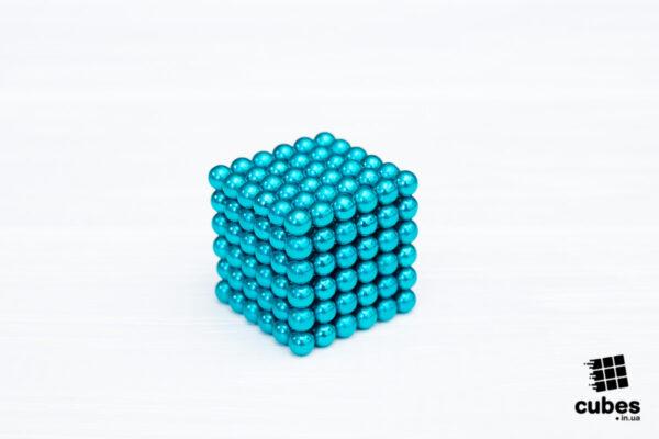 НеоКуб зеленый (5 мм.)
